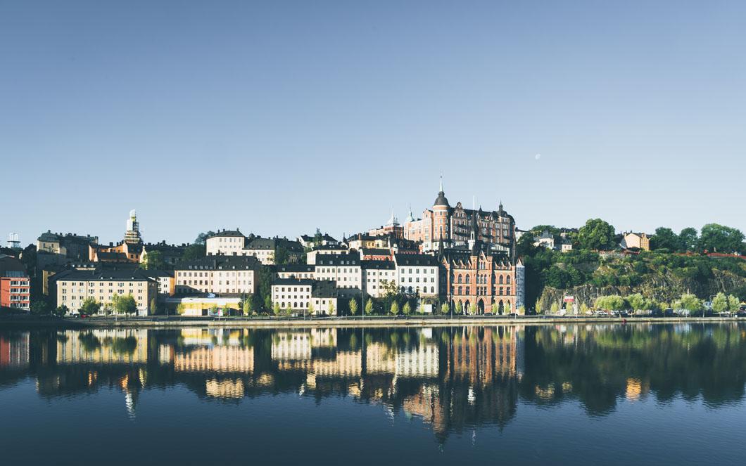 fotografering stadshuset i Stockholm