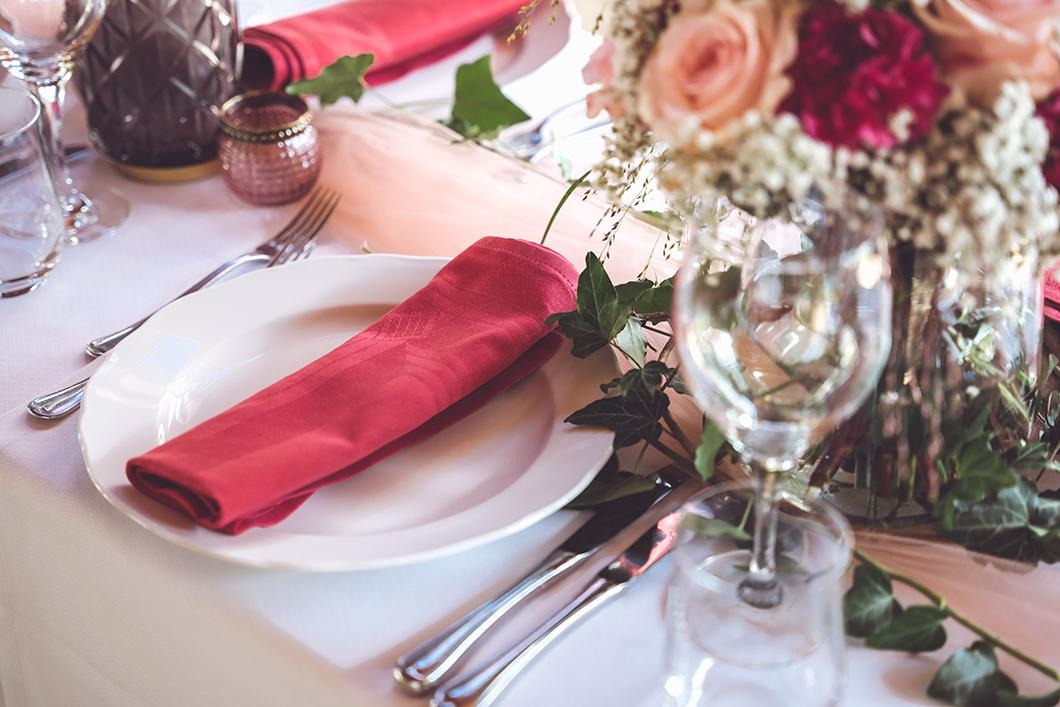 Bröllopsmiddag på Artipelag - Julia och Michael