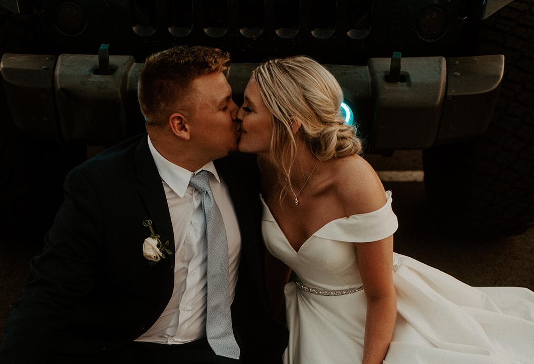 Bröllop i Eriksbergs Festvåning