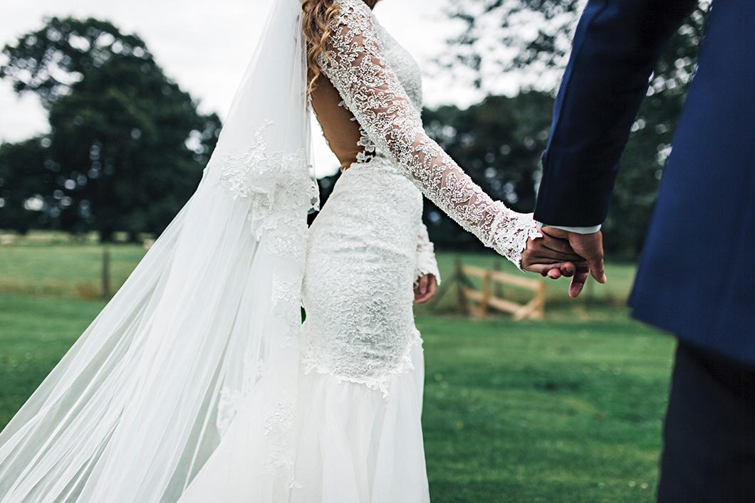 Junibröllop på Söderköpings Brunn