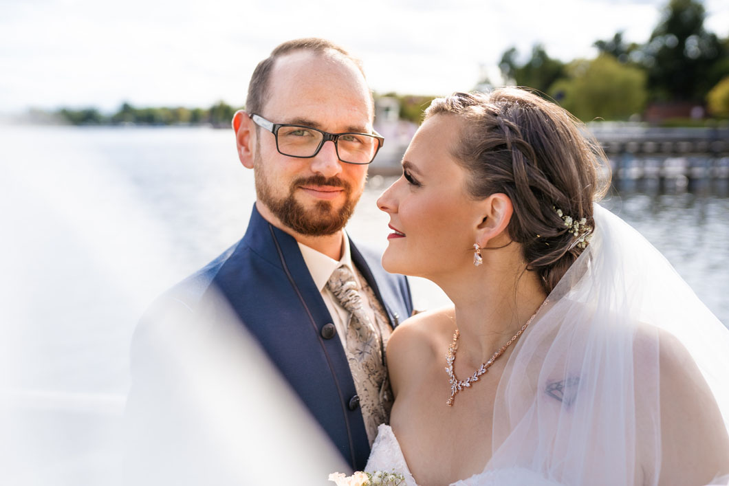 Bröllop Ute på Djurgården och Junibacken