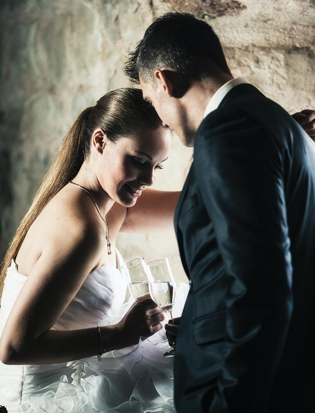 Bröllop i Källaren Peder Muur