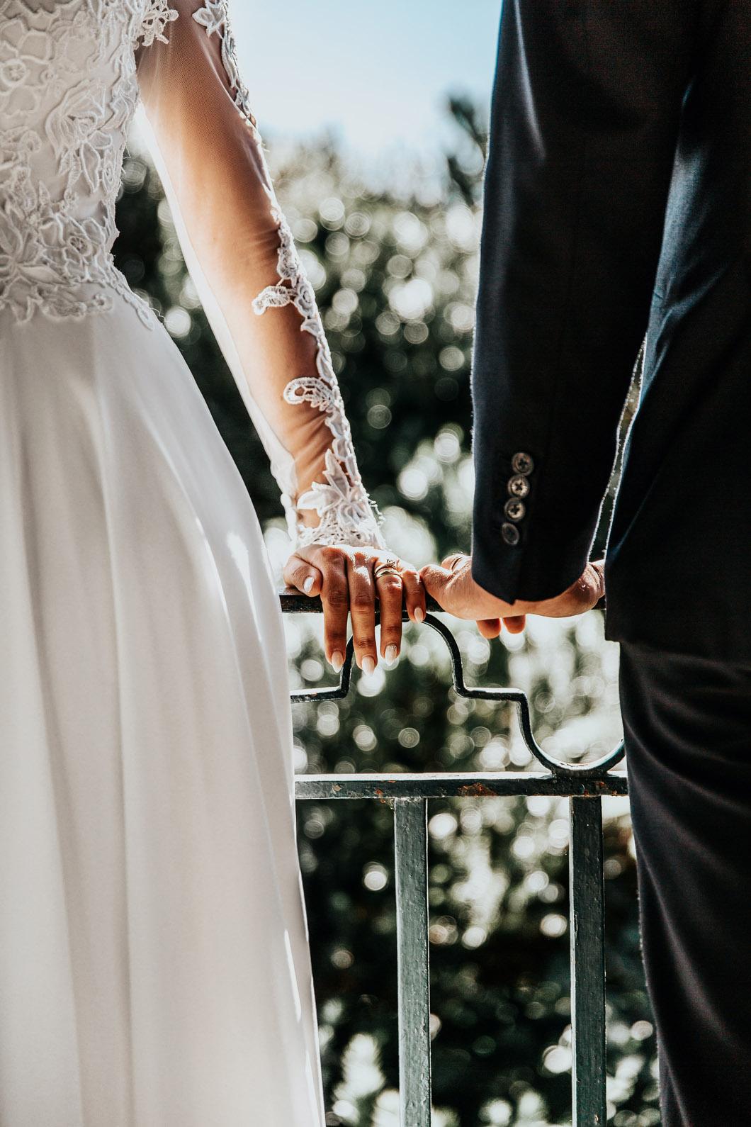 Bröllop på Noors Slott