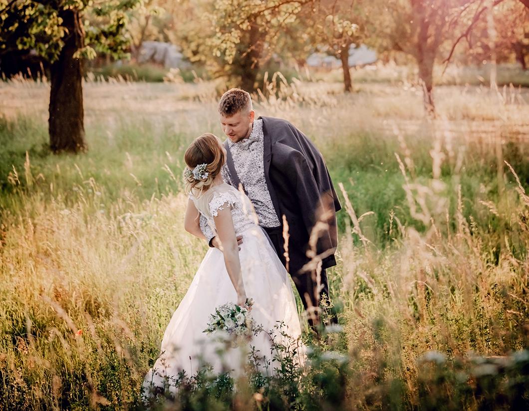 Bröllop på mysiga Vidbynäs Gård