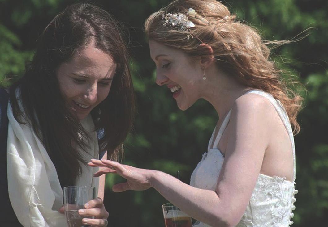 Bröllop på Taxinge slott