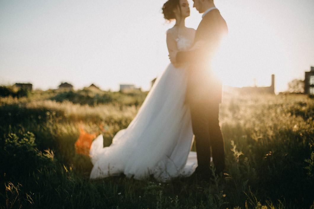 Bröllopsfotografering på Sundby Gård