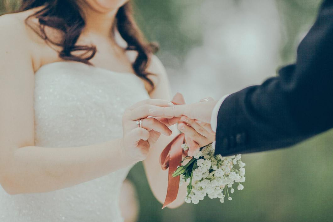 Bröllop på Sundbyholms slott - Carina och Johan