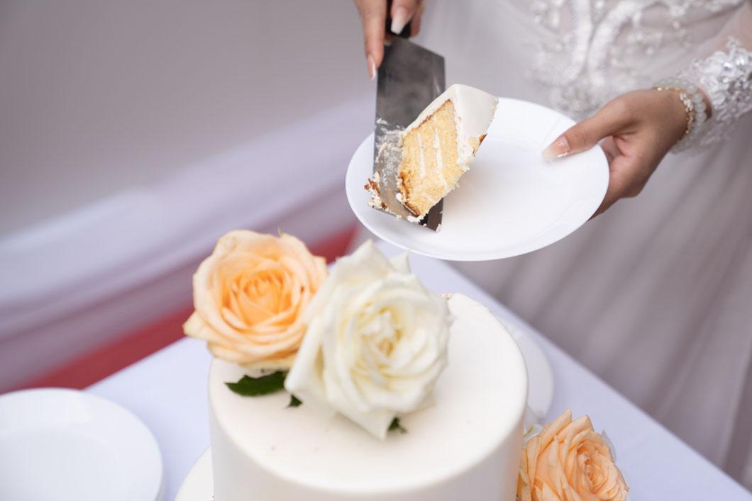 Bröllop på Västerås slott