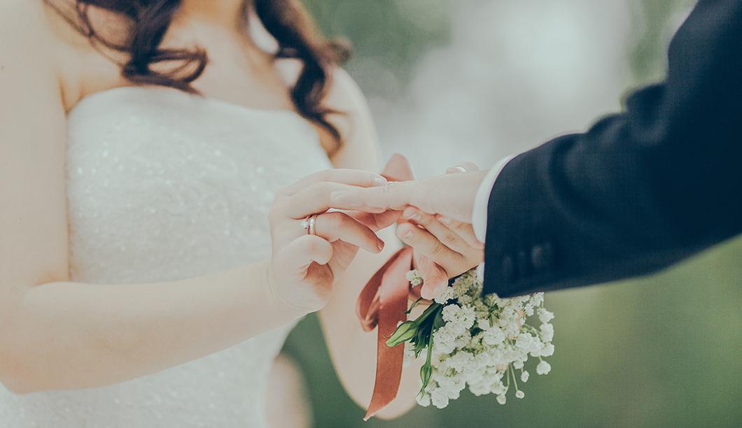 Bröllop vid Gimo Herrgård