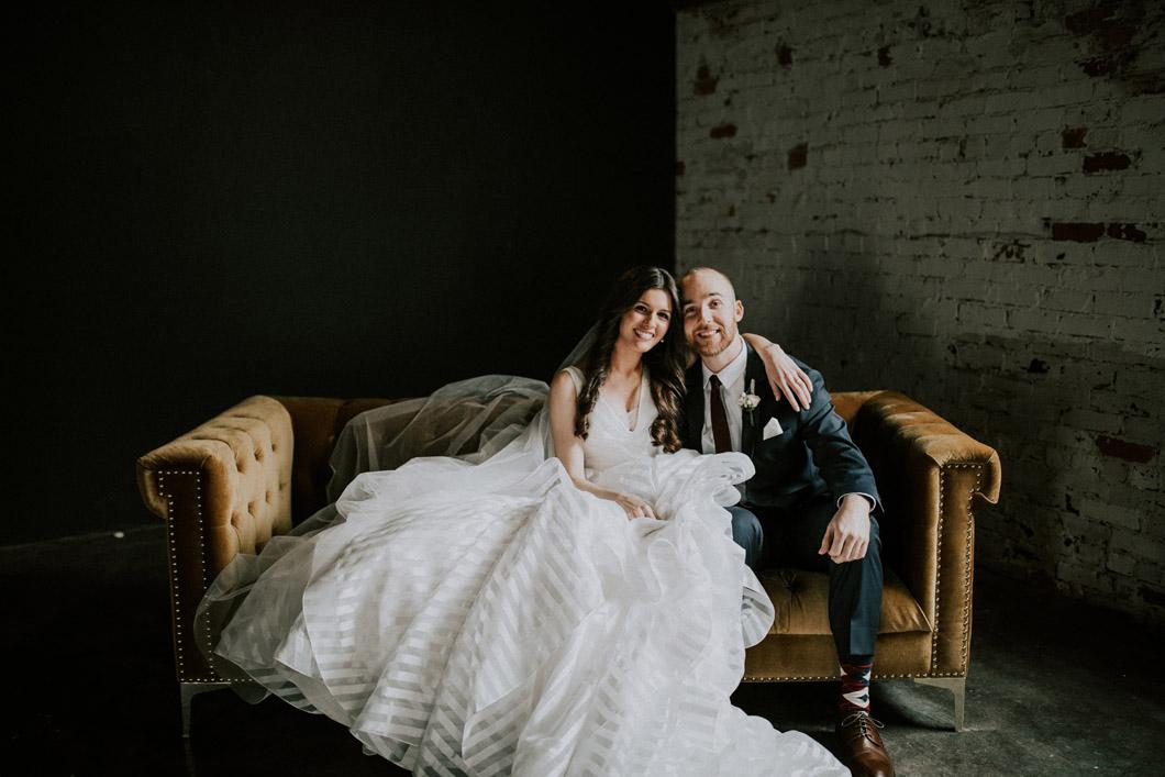 Bröllop på Winterviken - Sara och Stefan