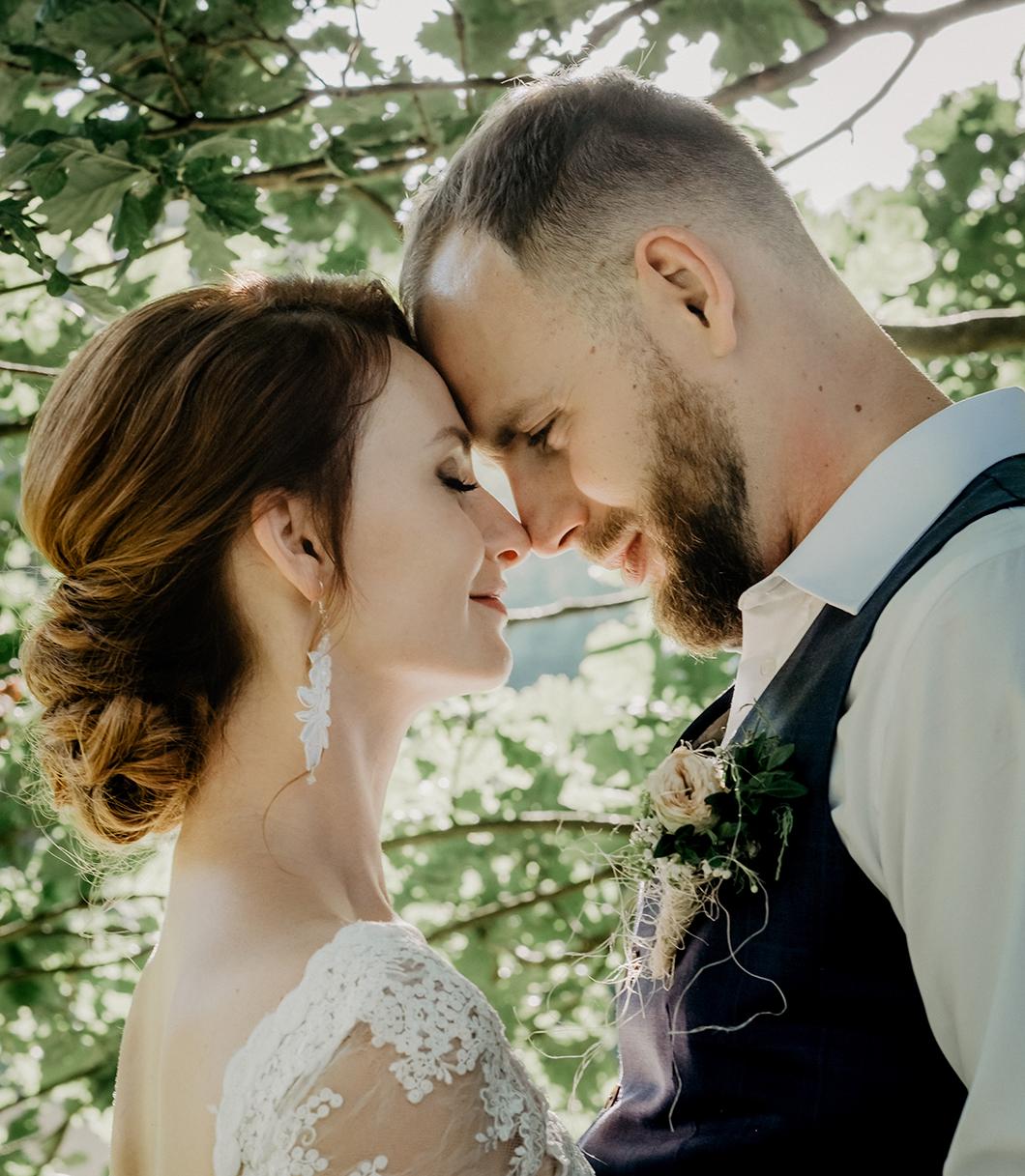 Bröllop på Riddersviks Herrgård