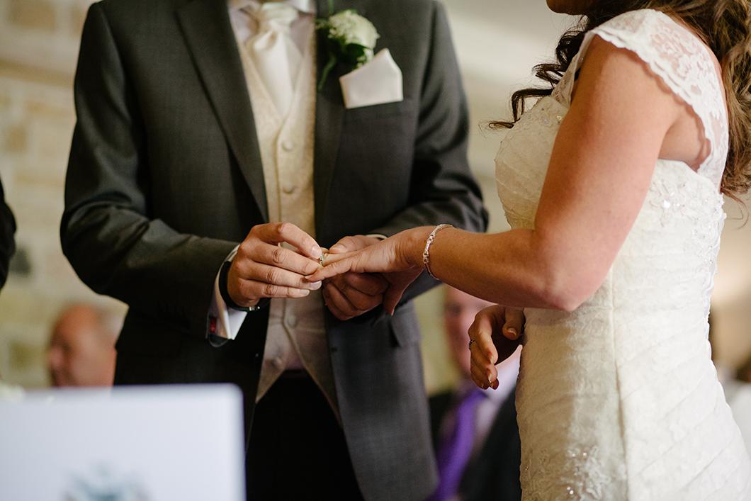 Bröllopsfotograf på Älvkarleö Herrgård