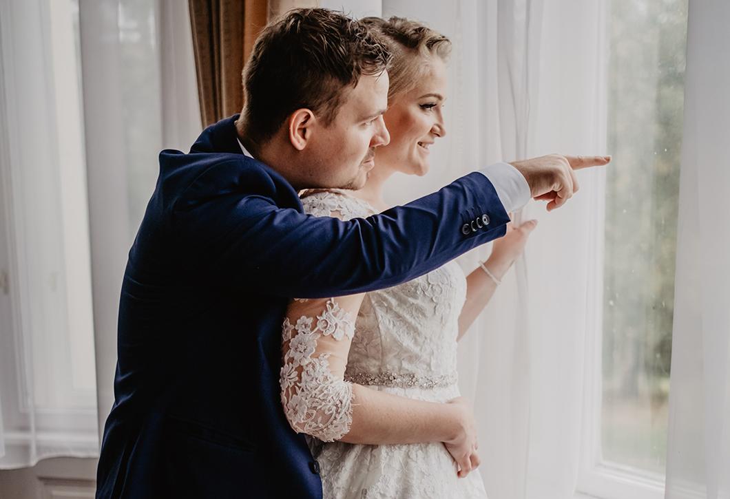 Bröllopsfotograf på Restaurang Kungsådran