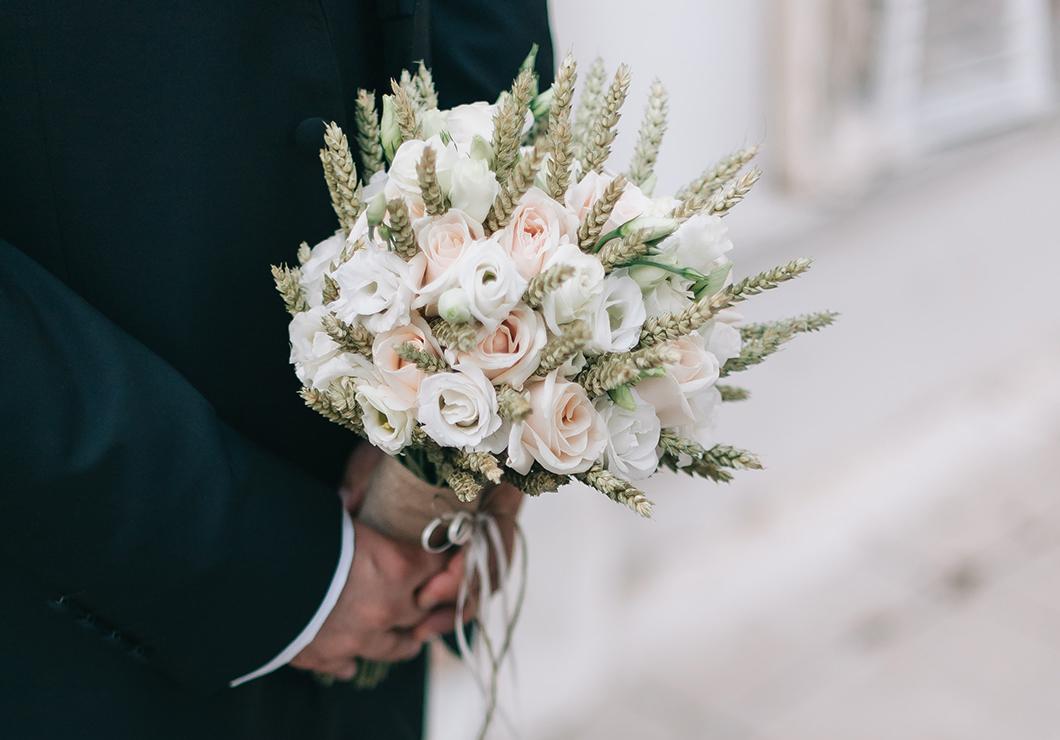 Bröllopsfotograf på Värdshuset Löfstad Slott