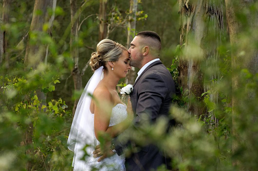 Bröllopsfotograf på Odalgården