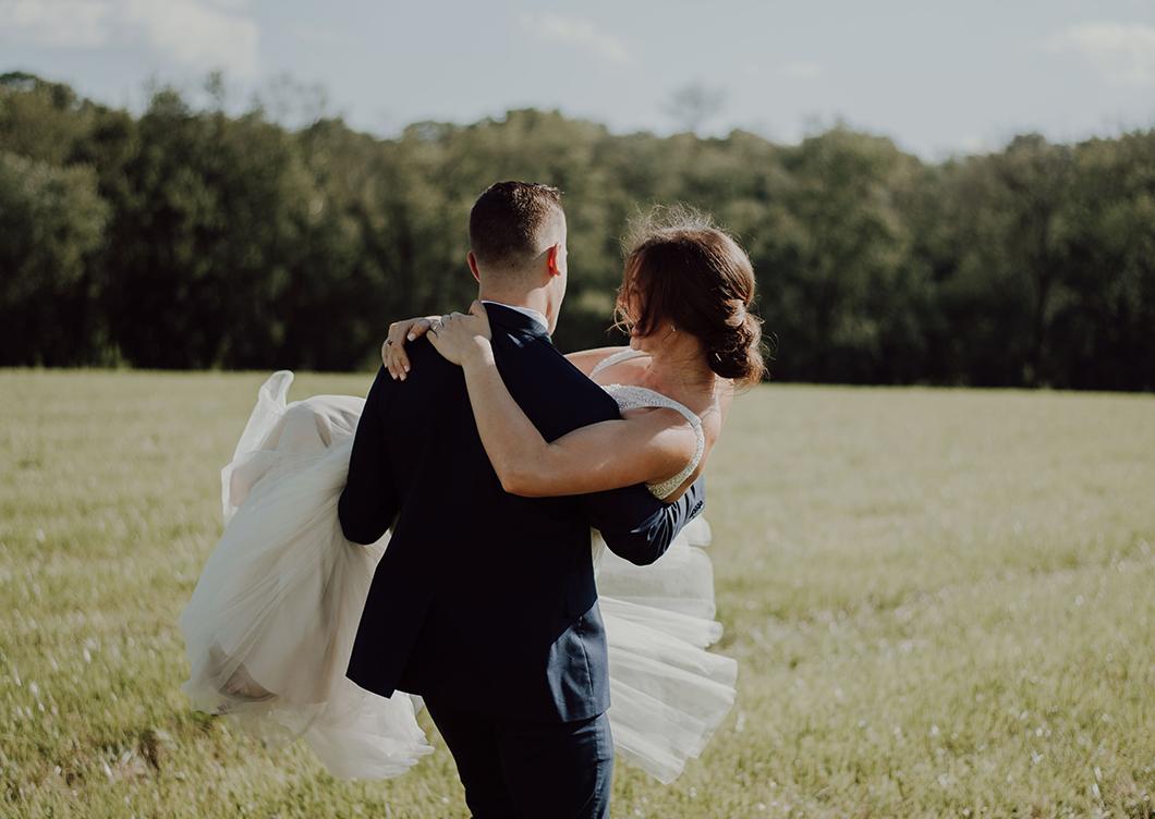 Fotograf bröllop på Oppeby Gård