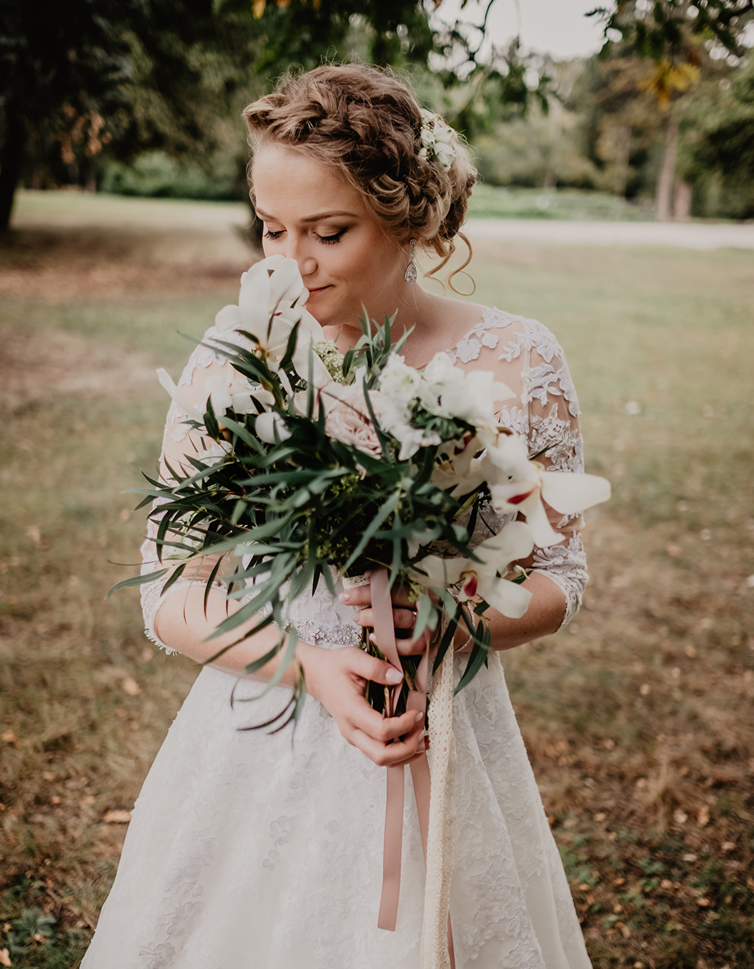 Fotografering bröllop på Nyckelvikens Herrgård