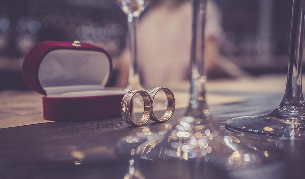 Heldagsbröllop på Stora Djulö utanför Katrineholm