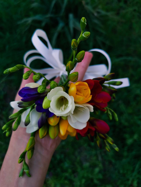 Slottsbröllop en magisk sommardag