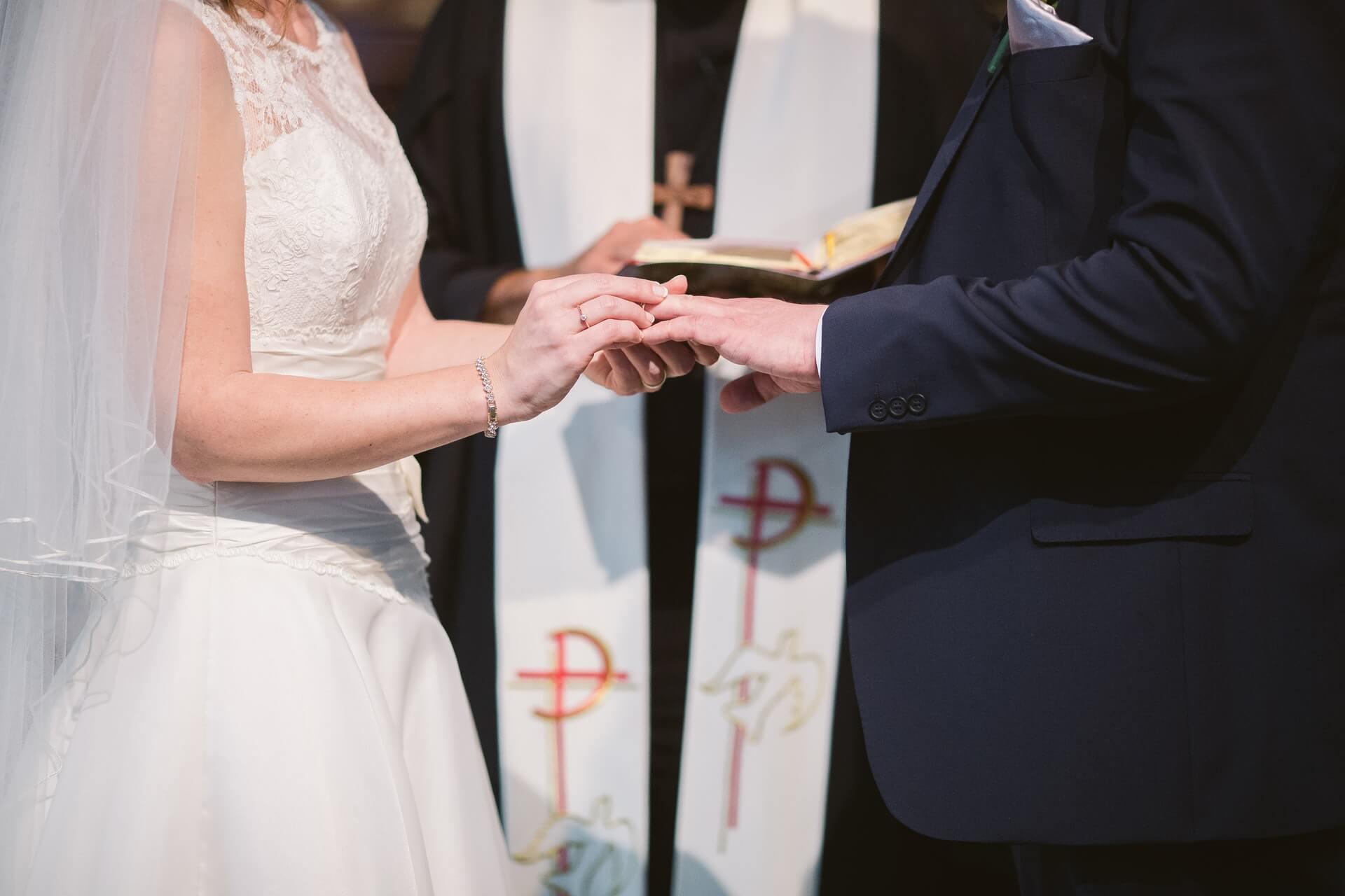Bröllop på Ängsö Slott