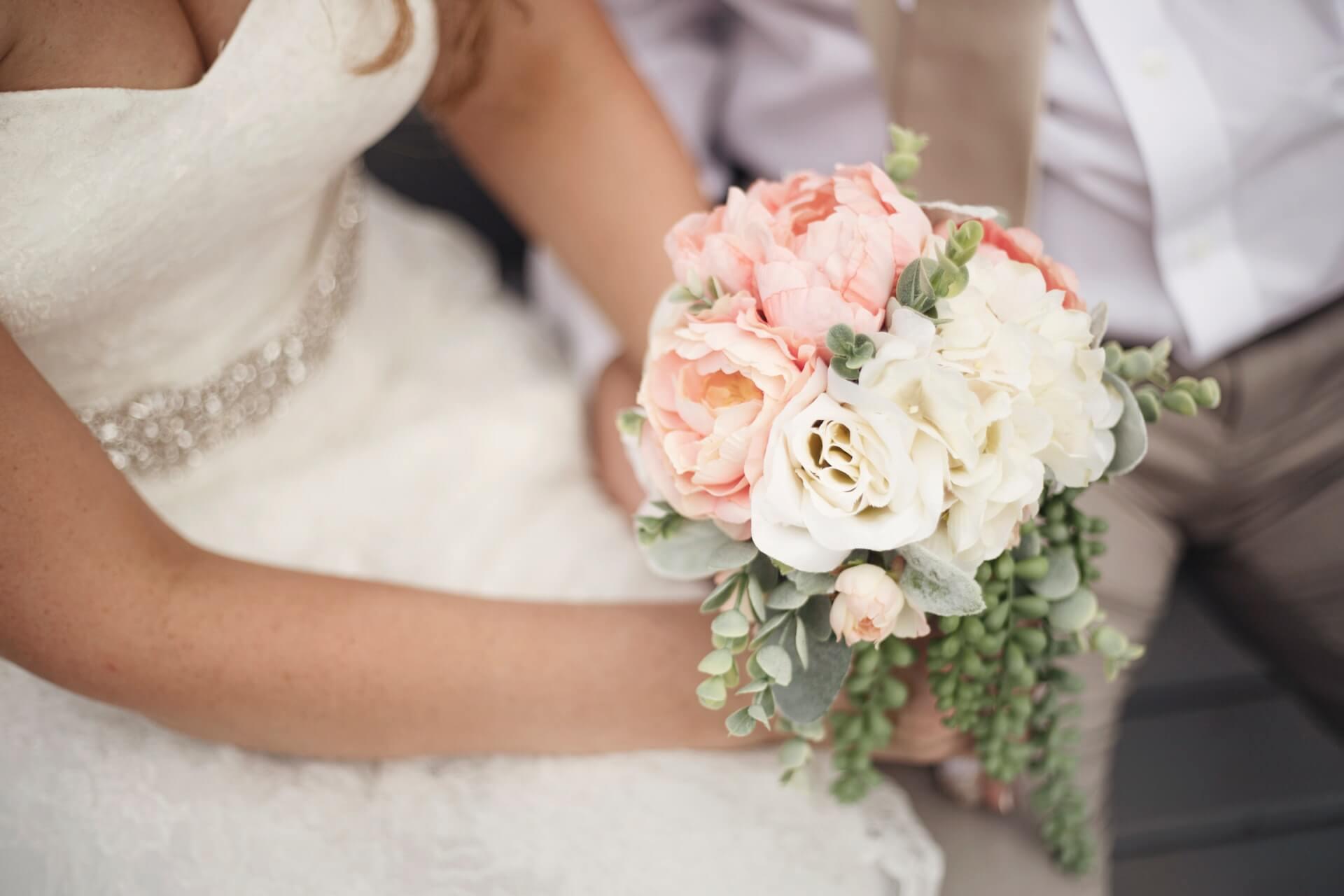 Bröllop på Badelunda Kyrkskola