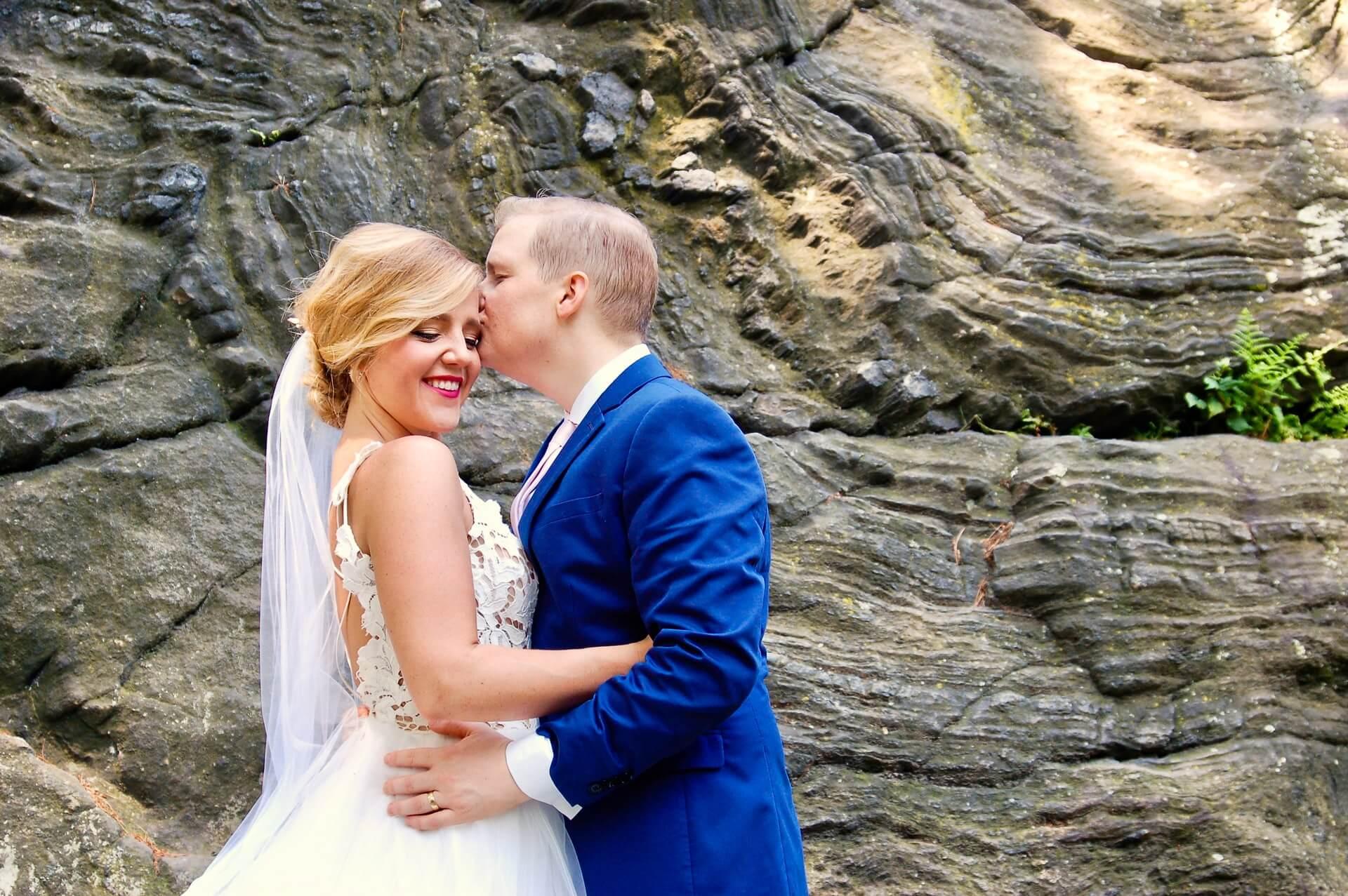 Bröllop på Dalarö Skans