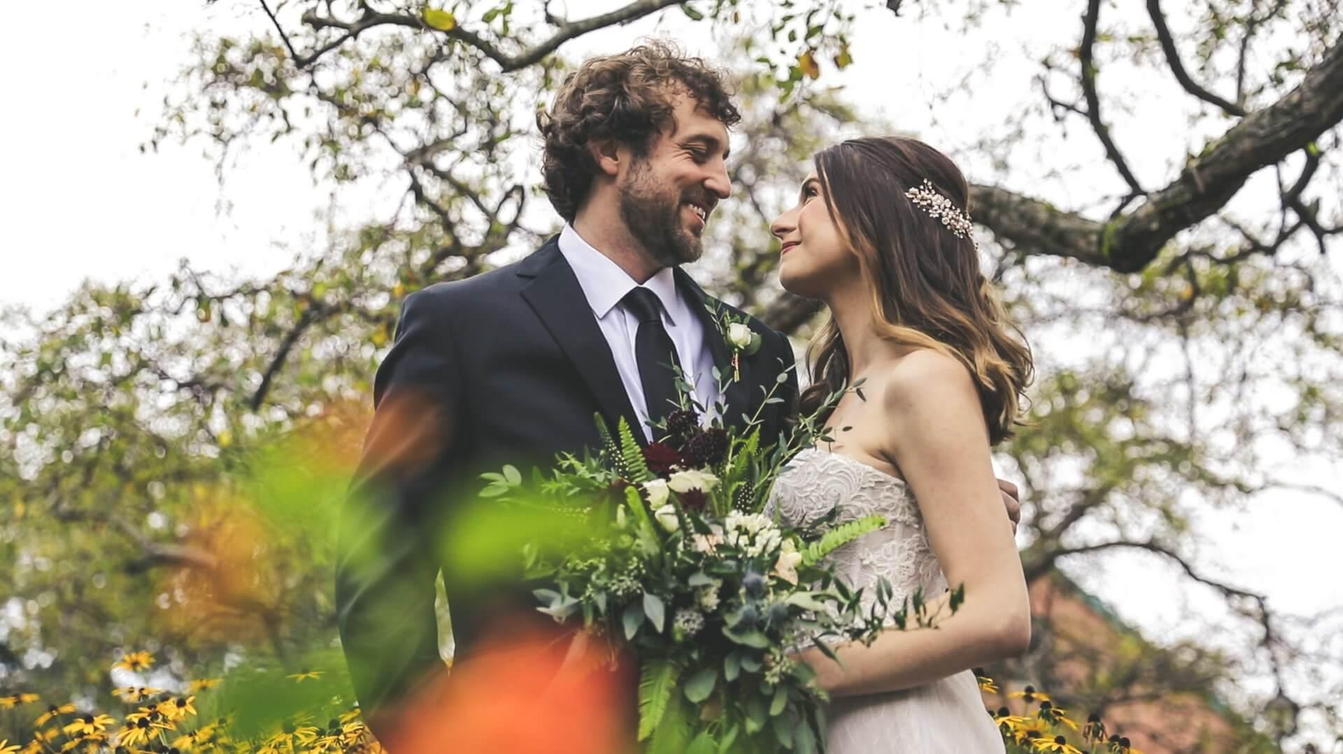 Bröllop på Ekebyhovs Slott