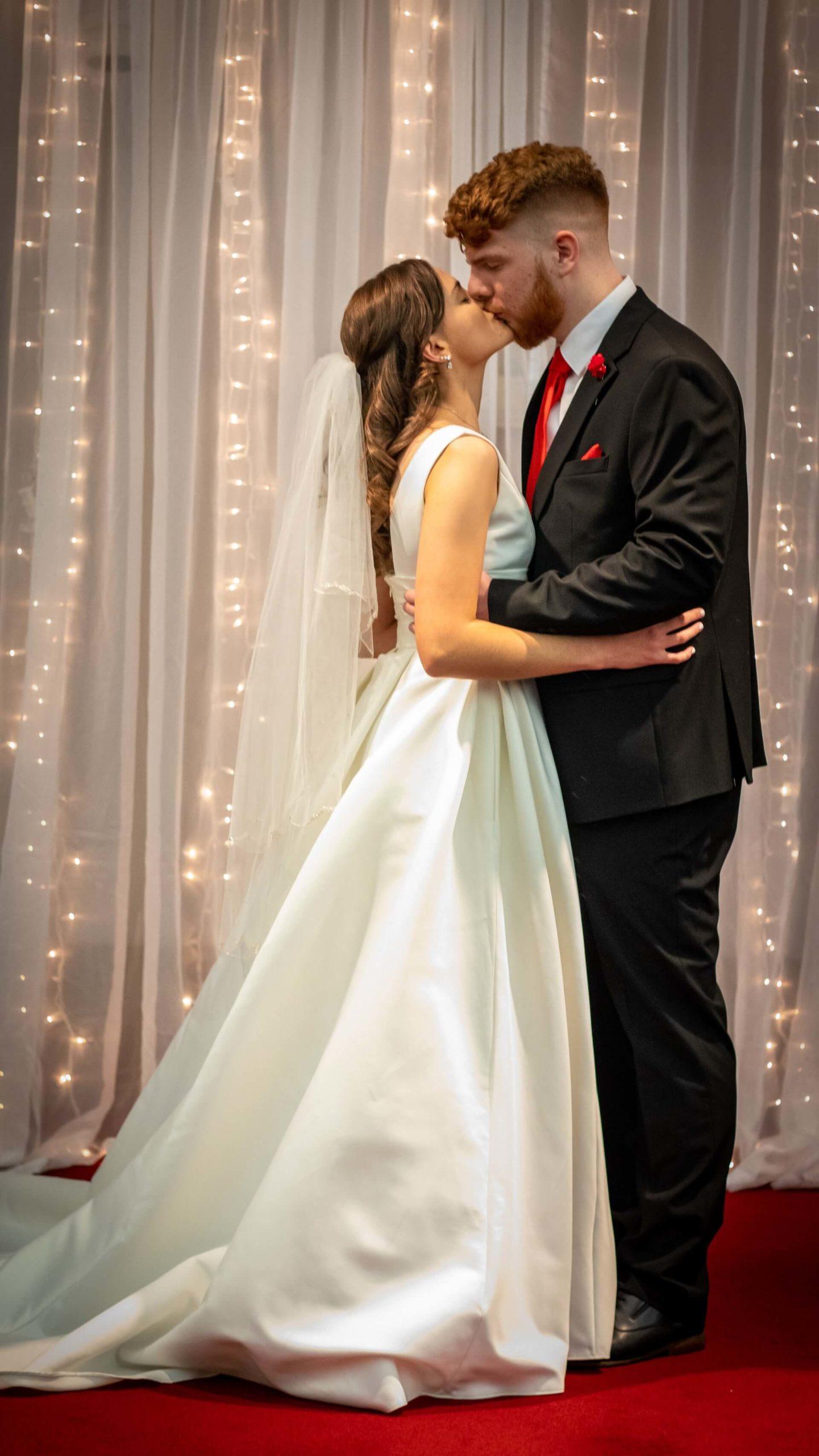 Bröllop på Grillska Huset