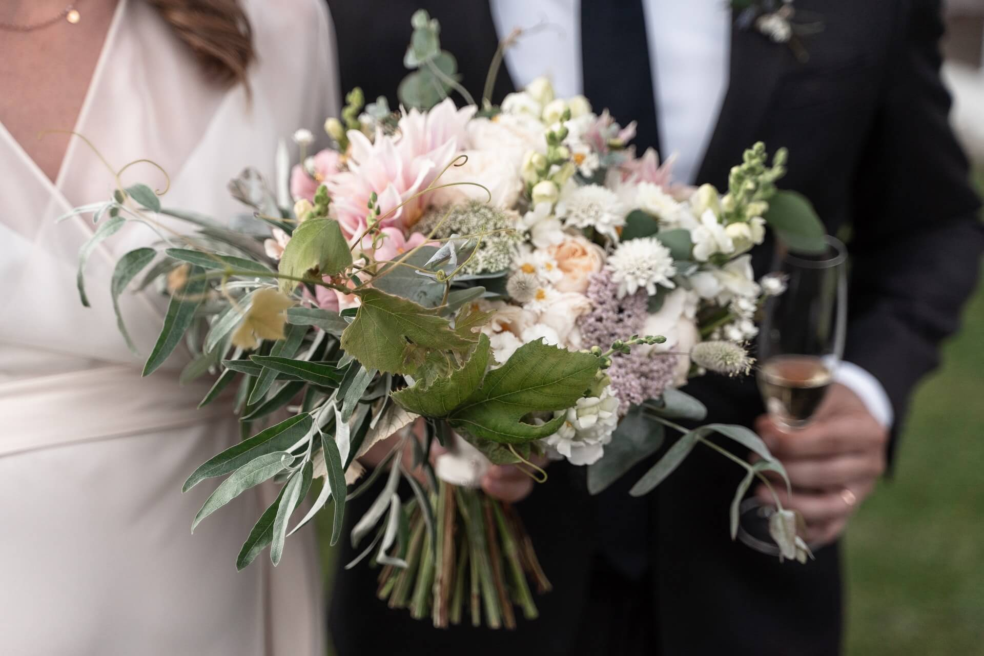 Bröllop på Hahrska Palazet