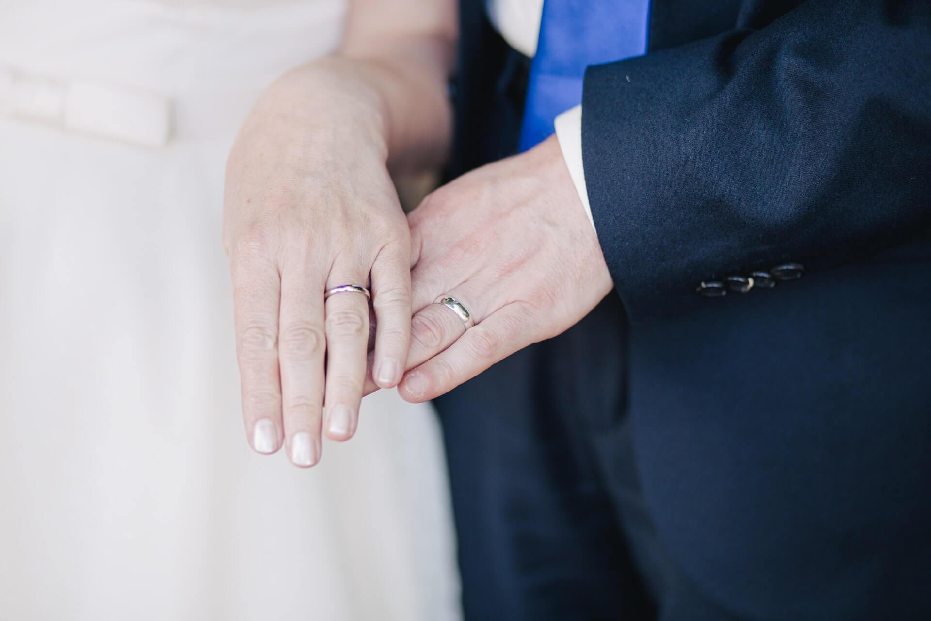 Bröllop på Hallwylska palatset