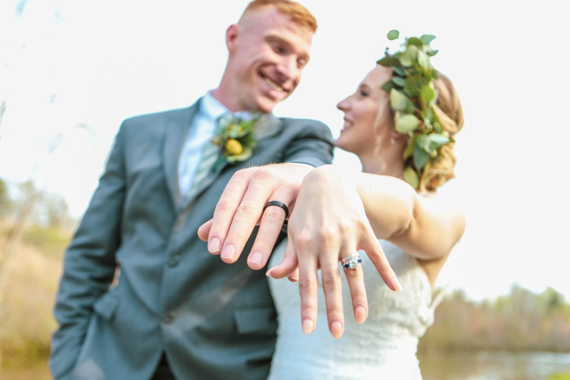 Bröllop på Högberga Gård