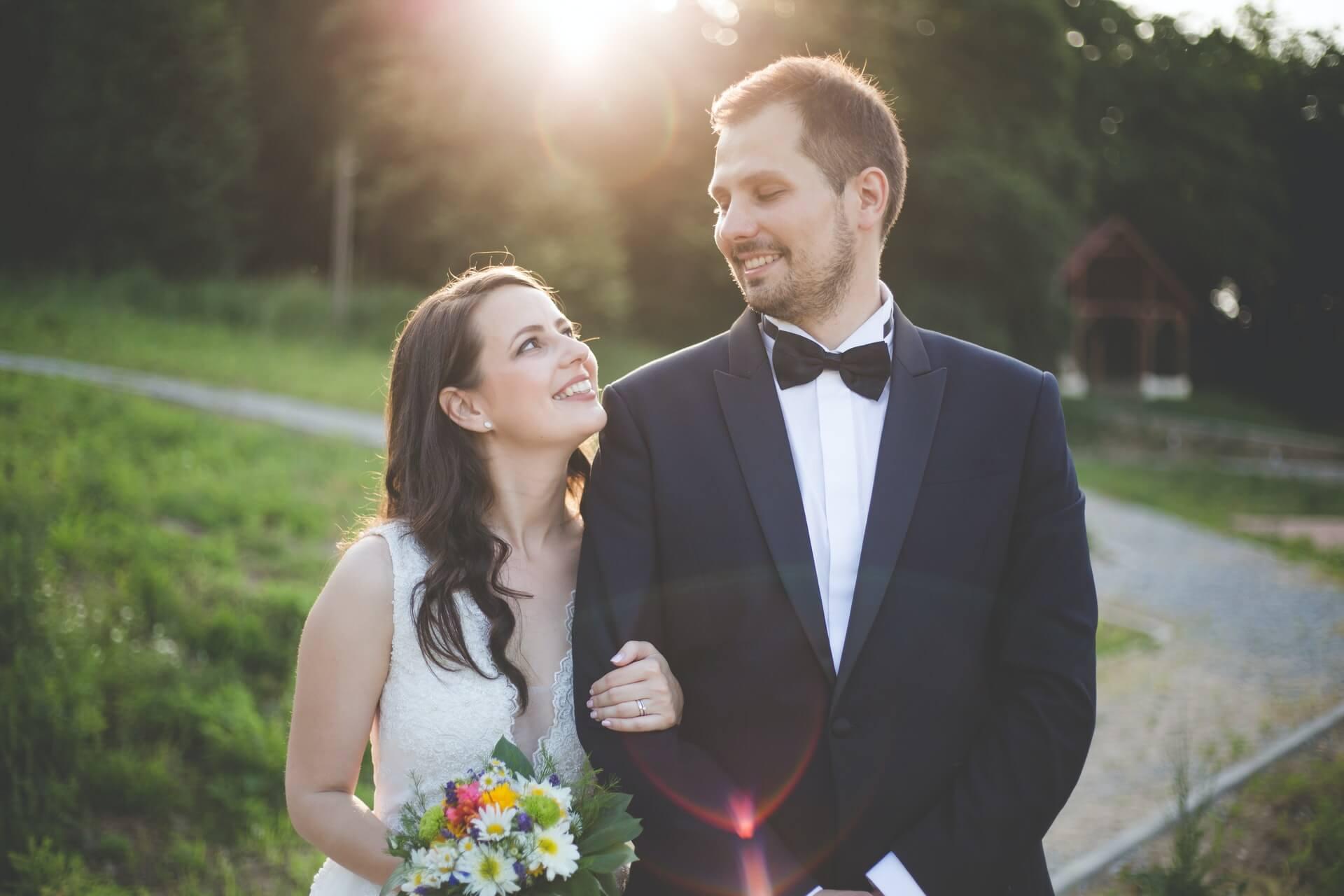 Bröllop på Krägga Herrgård