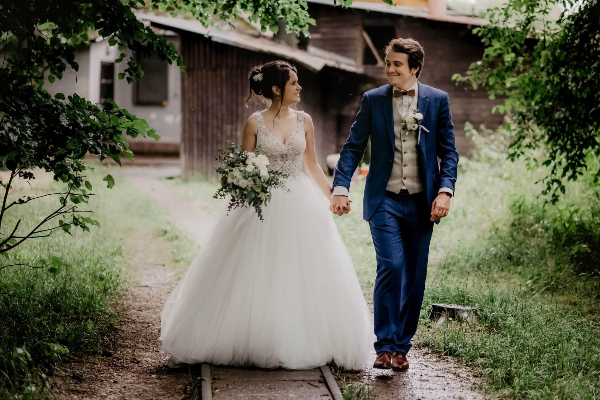 Bröllop på Lövstabruk