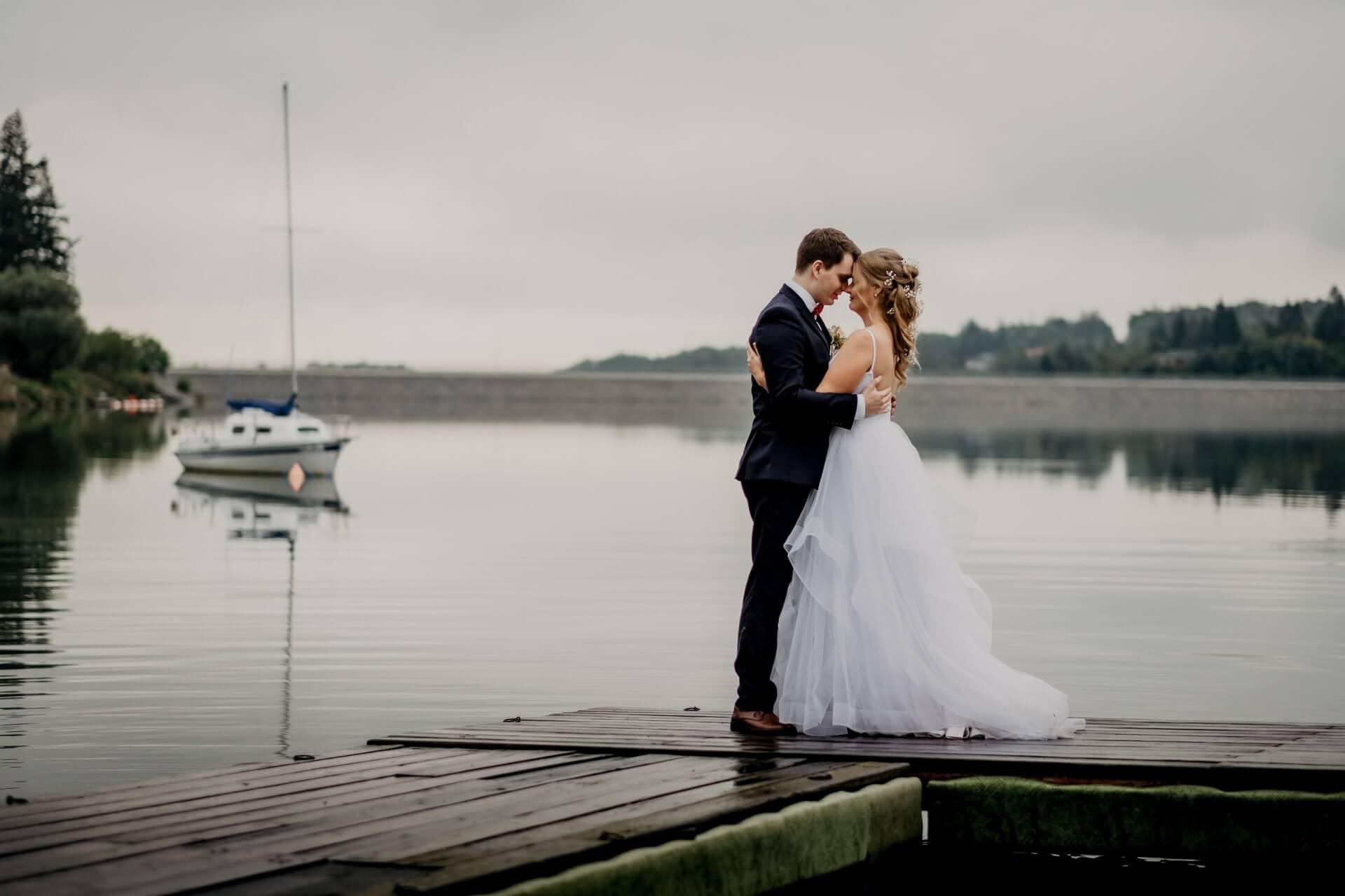 Bröllop på Sjöhuset