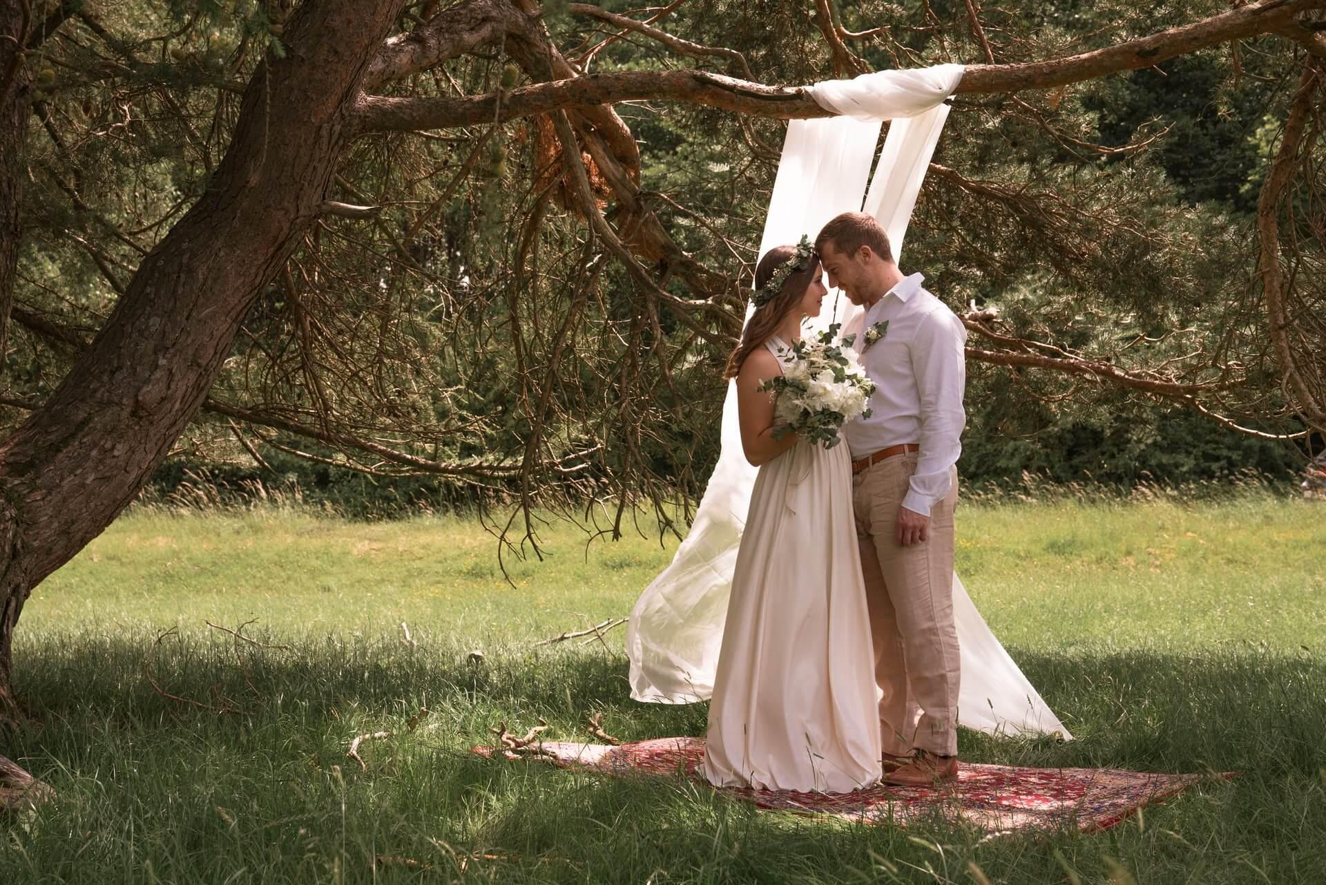 Bröllop på Tullgarns Slott